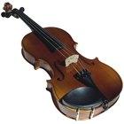 Como fixar uma queixeira de violino