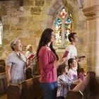 Cómo diseñar un boletín informativo para una iglesia