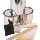 Cómo reparar una mesa cromada con óxido