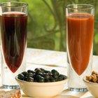 ¿Con qué se puede quitar una mancha de jugo de uva?