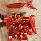 ¿Cómo se mide el cuchillo del chef?