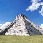 Do que os maias se alimentavam nas diferentes estações do ano?