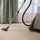 Cómo quitar la pelusa de alfombras nuevas
