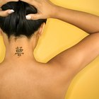 Cómo elegir un diseño de tatuaje para tu nuca