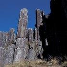 Por que o basalto degrada mais rápido que o granito?