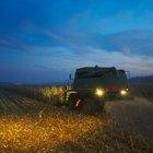 ¿Qué trabajos realizan los granjeros?