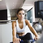 Gym Routine for Beginners With an Elliptical Rowing Machine