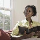 Las características de las mujeres de la Biblia