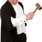 Cómo presentar una apelación en una sentencia de juez