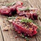 Cómo utilizar el polvo ablandador de carne