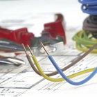 Alambre sólido y cable trenzado