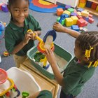Cómo hacer un horario de actividades para un niño de cinco años