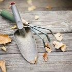 Herramientas de jardinería: imágenes y usos
