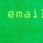 Como usar underline em um e-mail