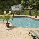 How to use tile grout on pool coping