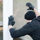 Cómo proteger una casa con ventanas a prueba de ladrones
