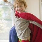 Actividades de anti bullying para niños con superheroes como ejemplo