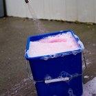 Como limpar isopor
