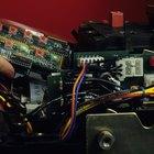 Cómo conectar un cable a una placa de circuito