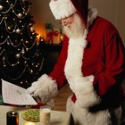 Como escrever uma carta de resposta do Papai Noel