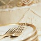 Cómo poder identificar platos y cubiertos de plata verdaderos y falsos