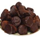 Substitutos para a parafina no preparo de chocolate