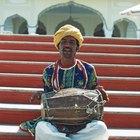 Vestimenta tradicional de la India antigua