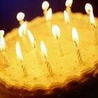 Pastel de cumpleaños casero para gatos