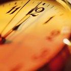 Como limpar e lubrificar um relógio de corda antigo