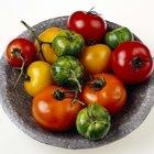 ¿Para qué utilizas los tomates amarillos?