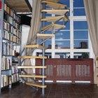Ventajas y desventajas de las escaleras de caracol
