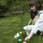 Como fazer uma caça ao tesouro com ovos de páscoa