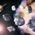 Cómo hacer una maqueta del cinturón de asteroides