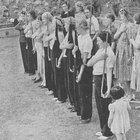 Trajes para hombres de 1940