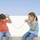 Juegos del habla que se centran en el desarrollo pragmático de los niños
