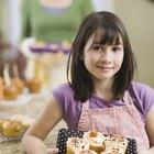 Cómo convertir pasteles en cupcakes