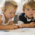 ¿Por qué los niños hacen pucheros?