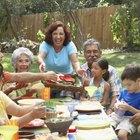 Cómo hacer una mesa de picnic plegable