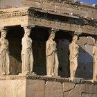 Que produtos têm nomes baseados na mitologia grega?