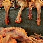 Maneiras humanas de abater frangos