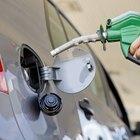 Como remover odor e mancha de gasolina da garagem