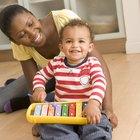 Qué significa el juego para los bebés y niños en edad preescolar