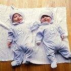 Cómo anunciar de manera creativa la llegada de bebés múltiples