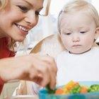 ¿Qué causa que un niño pequeño no coma?