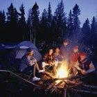 Bonitas artesanías de campamento para los adolescentes