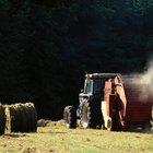 Cómo limpiar la tierra para la agricultura