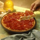 Cómo lograr que la corteza de la pizza se dore