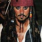 Cómo peinar el cabello para un disfraz de pirata