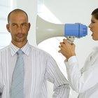 Cómo evitar que tu jefe te intimide