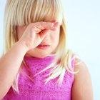 Cómo hacer que mi niño de 2 años deje de llorar